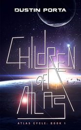 amazon bargain ebooks Children of Atlas Scifi Adventure by David Archer