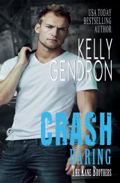 amazon bargain ebooks CRASH (Daring the Kane Brothers) Erotic Romance by Kelly Gendron