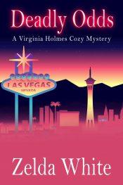 amazon bargain ebooks Deadly Odds Cozy Mystery by Zelda White