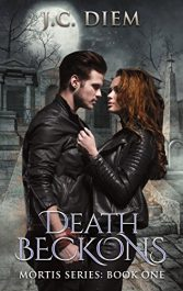 bargain ebooks Death Beckons Dark Fantasy / Horror by J.C. Diem