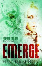 bargain ebooks Emerge Action/Adventure by Heather Sunseri