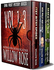 bargain ebooks Emma Frost Mystery Series Volumes 1-3   Mystery/Horror by Willow Rose