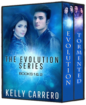 bargain ebooks The Evolution Series Books 1-2 Young Adult/Teen Fantasy by Kelly Carrero