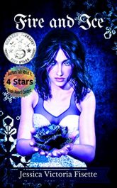 bargain ebooks Fire and Ice Science Fiction by Jessica V. Fisette
