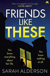 amazon bargain ebooks Friends Like These Thriller by Sarah Alderson