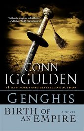 bargain ebooks Genghis: Birth of an Empire Historical Adventure by Conn Iggulden