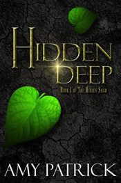 bargain ebooks Hidden Deep Young Adult/Teen Fantasy by Amy Patrick