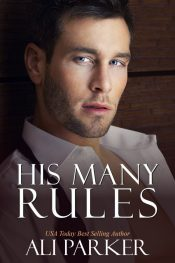 bargain ebooks His Many Rules Contemporary Romance by Ali Parker
