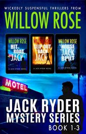 Bargain ebooks Jack Ryder Mystery Series Vol 1-3  Mystery/Thriller by Willow Rose