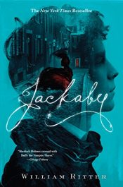 bargain ebooks Jackaby YA Historical Fiction by William Ritter