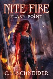 bargain ebooks Nite Fire Flash Point Urban Fantasy by C.L. Schneider