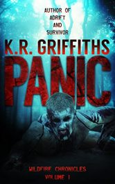 amazon bargain ebooks Panic Horror by K.R. Griffiths