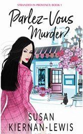 bargain ebooks Parlez-Vous Murder? SciFi Mystery by Susan Kiernan-Lewis