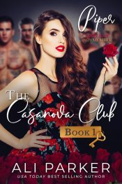 amazon bargain ebooks Piper: The Casanova Club Contemporary Romance by Ali Parker
