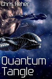 bargain ebooks Quantum Tangle Science Fiction by Chris Reher
