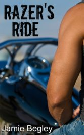 bargain ebooks Razer's Ride Erotic Romance by Jamie Begley