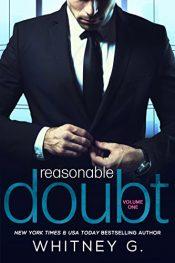 bargain ebooks Reasonable Doubt Erotic Romance by Whitney G.