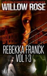 bargain ebooks Rebekka Franck: Vol 1-3 Mystery/Thriller/Horror by Willow Rose