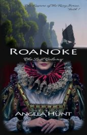 amazon bargain ebooks Roanoke Historical Fiction by Angela Hunt