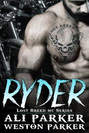 bargain ebooks Ryder Contemporary Romance by Ali Parker