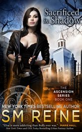 bargain ebooks Sacrificed in Shadow Urban Fantasy by SM Reine