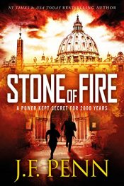 bargain ebooks Stone of Fire Action/Adventure Thriller by J.F. Penn