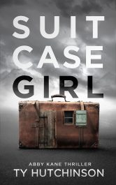 amazon bargain ebooks Suitcase Girl Thriller by Ty Hutchinson