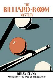 bargain ebooks The Billiard-Room Mystery Mystery by Brian Flynn