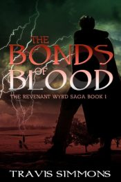 bargain ebooks The Bonds of Blood Fantasy Adventure by Travis Simmons