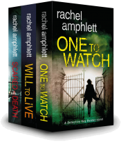 bargain ebooks The Detective Kay Hunter Box Set Books 1-3 Mystery by Rachel Amphlett