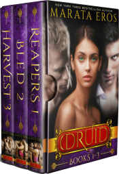 bargain ebooks The Druid Series Boxed Set Erotic Romance by Marata Eros