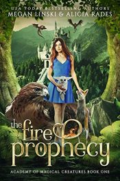 amazon bargain ebooks The Fire Prophecy Fantasy by Megan Linski & Alicia Rades