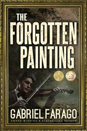 amazon bargain ebooks The Forgotten Painting Historical Mystery/Thriller by Gabriel Farago