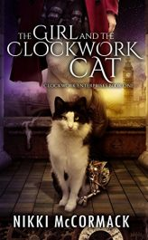 amazon bargain ebooks The Girl and the Clockwork Cat YA/Teen by Nikki McCormack