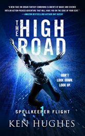 amazon bargain ebooks The High Road Action Adventure by Ken Hughes