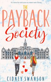 bargain ebooks The Payback Society Young Adult/Teen Contemporary Romance by Cidney Swanson