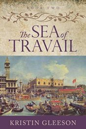 bargain ebooks The Sea of Travail Historical Fiction by Kristin Gleeson