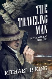 bargain ebooks The Traveling Man Crime Thriller by Michael P. King