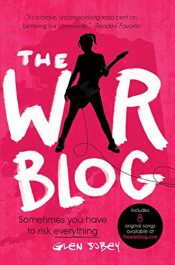 bargain ebooks The War Blog YA/Teen by Glen Sobey