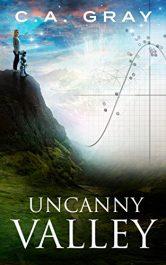 amazon bargain ebooks Uncanny Valley YA/Teen Scifi by Craig A. Hart