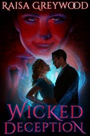 bargain ebooks Wicked Deception Erotic Romance by Raisa Greywood