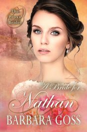 bargain ebooks A Bride for Nathan Historical Western Romance by Barbara Goss