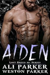 bargain ebooks Aiden Suspense Romance by Ali Parker