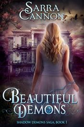 bargain ebooks Beautiful Demons Horror by Sarra Cannon