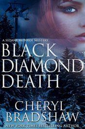 bargain ebooks Black Diamond Death Mystery by Cheryl Bradshaw