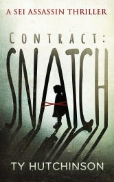 bargain ebooks Contract: Snatch Crime Thriller by Ty Hutchinson