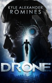 bargain ebooks Drone Scifi Techno Thriller by Glenn Bronson
