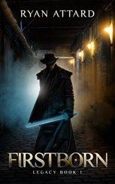 bargain ebooks Firstborn - Legacy Book 1 Dark Fantasy Horror by Ryan Attard
