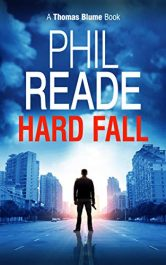amazon bargain ebooks HARD FALL Thriller by Phil Reade
