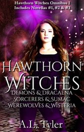 bargain ebooks Hawthorn Witches Young Adult/Teen Fantasy by A.L. Tyler